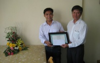 Công ty Nam Việt khen thưởng cá nhân sáng tạo