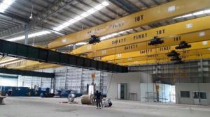 Cầu trục dầm đơn 10 tấn