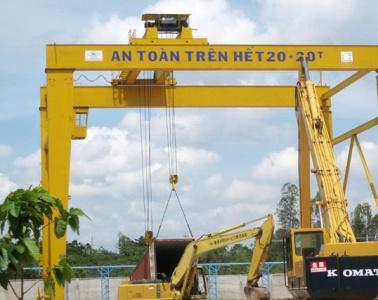 Công trình thép Đồng Tiến - Việt Nhật