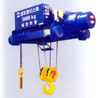 Sungdo Hoist - Double Girder