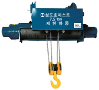 Sungdo Hoist - Single Girder